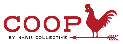COOP - BY MARIS COLLECTIVE LOGO
